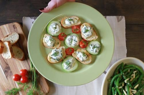 Hot & Cold Classic Knorr Spinach Dip Appetizers