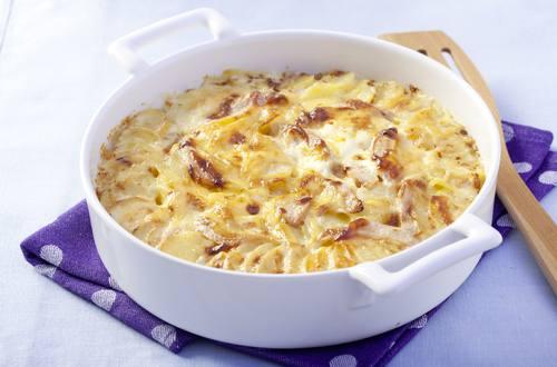 Knorr - Tessiner Kartoffel-Auflauf