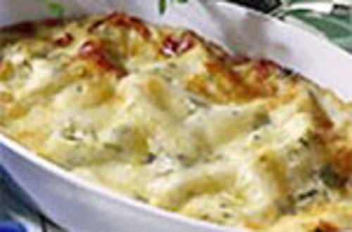 Lasagne met fijne kruiden