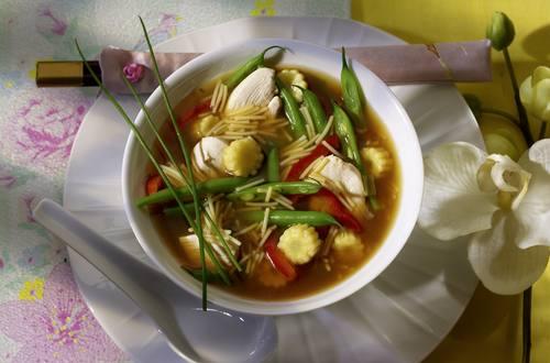 Knorr - Süß-saure Hühnersuppe