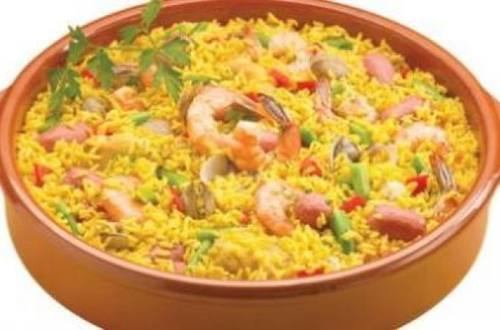 Paella sencillita knorr®
