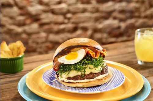 BR Burger