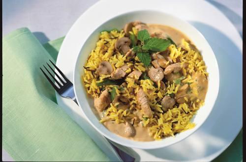 Knorr - Puten-Reis-Pfanne