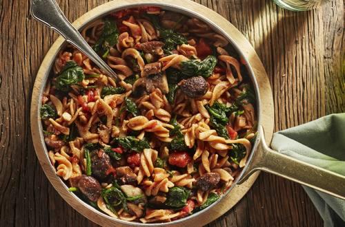Knorr - One Pot Pasta-Pilz-Ragout