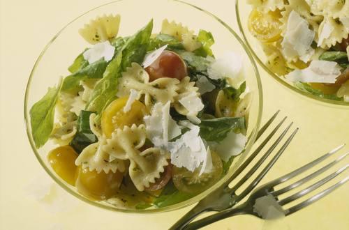 Knorr - Pasta-Salat mit Spinat