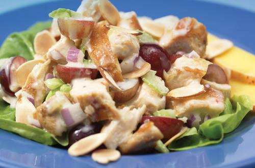 Light & Tangy Chicken Salad