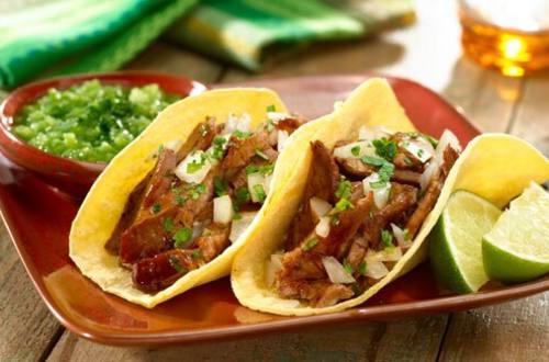 Tacos de Bistec Clásicos