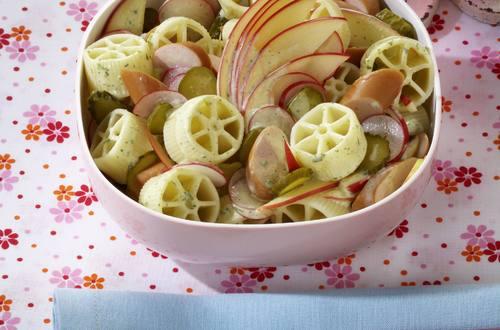 Knorr - Rädchensalat mit Biss