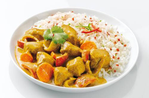 Asiatisches Curry