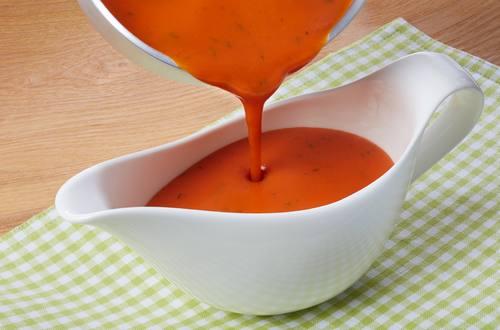 Feine Tomatensoße