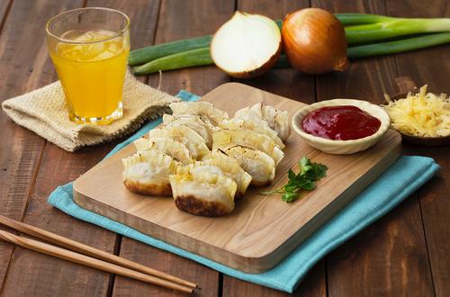 Pangsit Jepang Cheese Burger