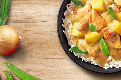 Natuurlijk Lekker! Milde curry