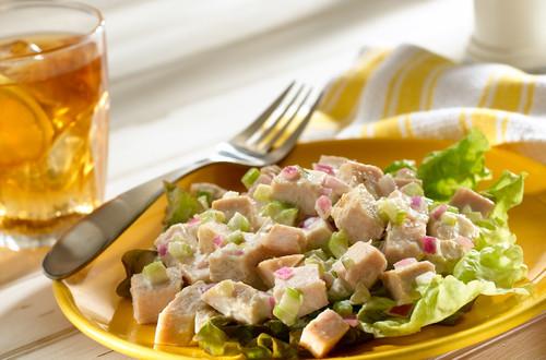 Fast & Fabulous Chicken Salad