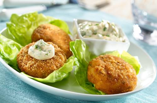 Chipotle Lime Tuna Cakes