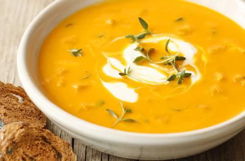 Knorr - Karotten-Ingwer-Suppe