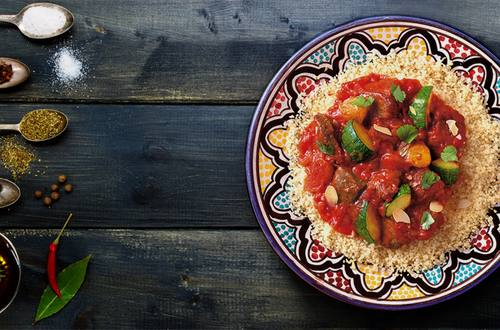 Naturally Tasty Beef Tagine