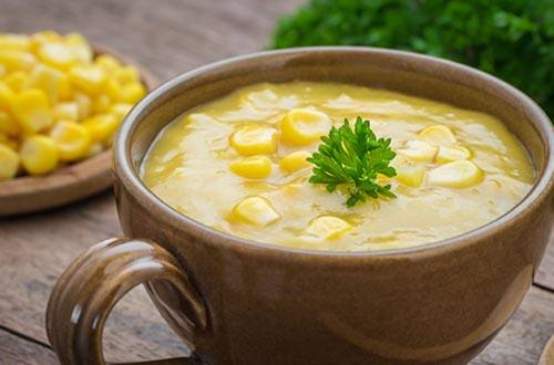 Sup Krim Jagung