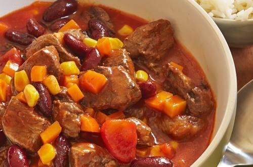 Knorr - Chili mit Rindfleisch