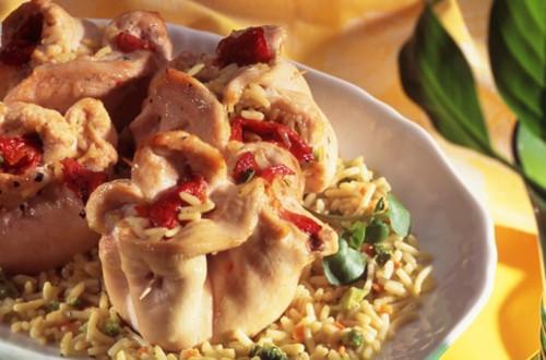 Chicken & Rice Bundles