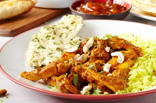 Indian Buttered Chicken