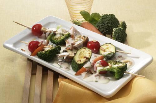 Knorr - Gemüsespieße
