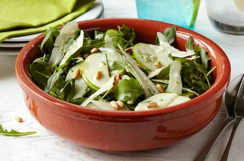 Arugula & Green Apple Salad