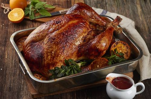 Gluten Free Christmas Turkey