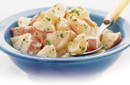 1-2-3 Savory Potato Salad