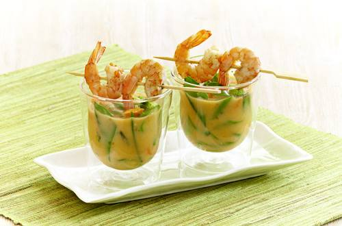 Knorr - Thai-Spargelsuppe