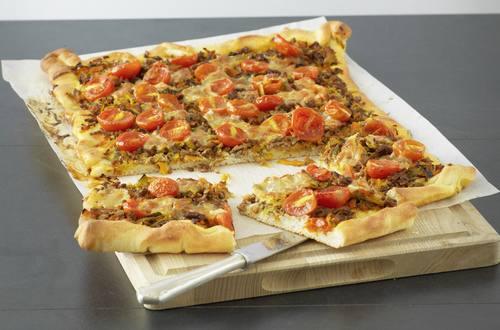 Holzfällerpizza