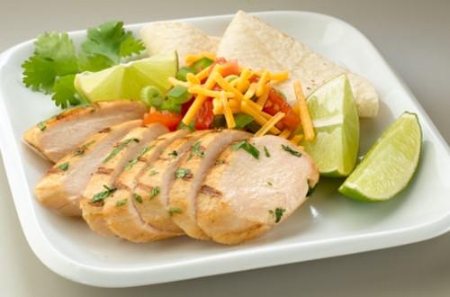 Honey-Lime Cilantro Chicken