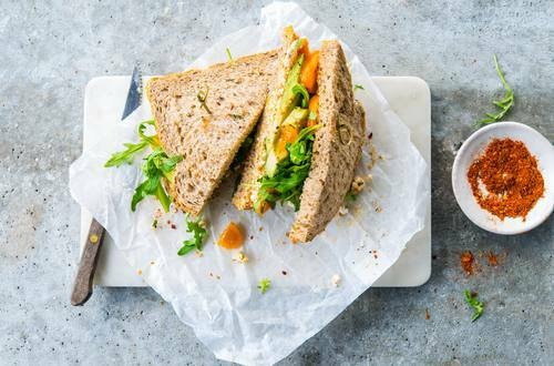 Knorr - Avocado-Sandwich