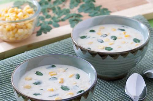 Ginataang Mais Recipe