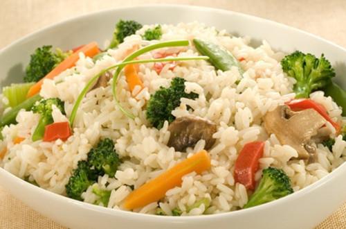 Asian-Style Rice