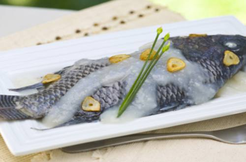 Tasty Tilapia Oriental Recipe