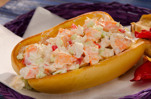 Image result for maine lobster roll