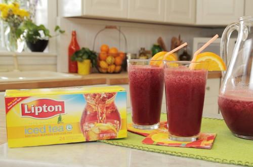 Berry Quick Citrus Iced Tea