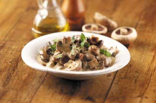 Poêlée de champignons à la persillade
