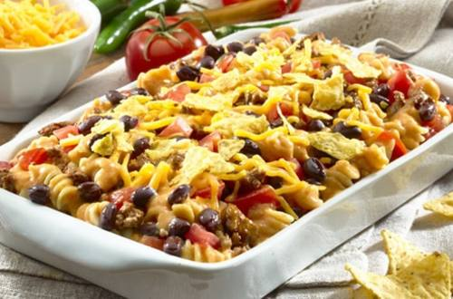 Smokey Chipotle Chili Pasta