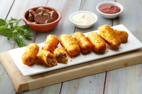 Chorizo Croquetas Recipe
