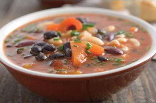 Tangy Rajma Soup RECIPE