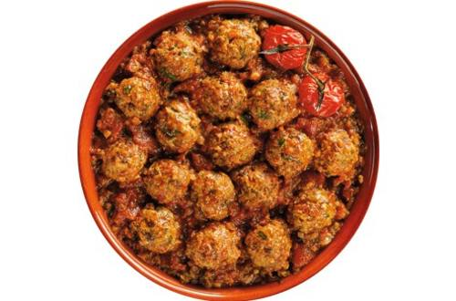 Lamb Kefta Tagine