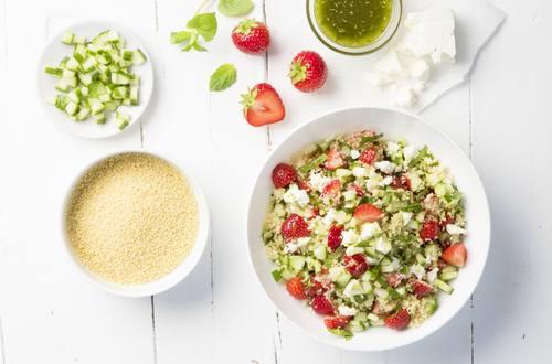 Knorr - Salat der Saison: Couscous-Salat