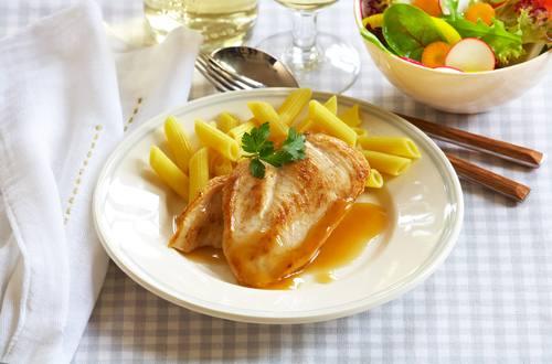 Knorr - Hähnchenbrust mit Nudeln