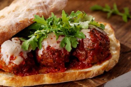 Italian Meatball Sub