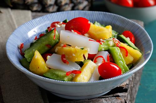 泰式涼拌蒟蒻小黃瓜