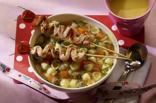 Knorr - Kasseler-Raupen-Suppe