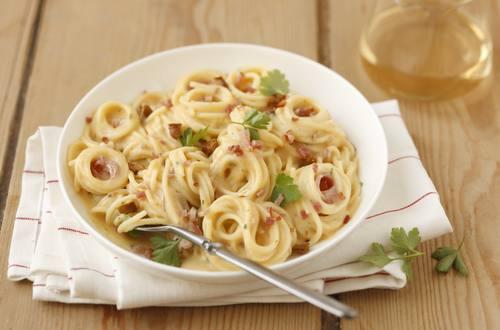 Eierschwammerl-Pasta