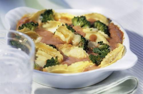 Knorr - Ravioli-Broccoli-Gratin