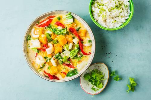 Knorr - Gemüse Curry